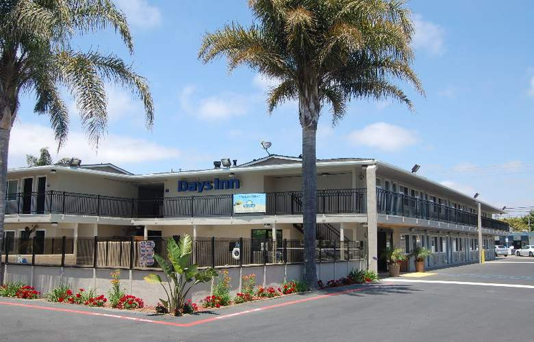 Days Inn Santa Maria - Hotel - 0