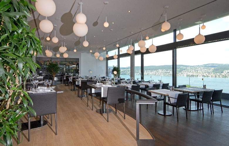 Belvoir Swiss Quality Hotel - Restaurant - 7