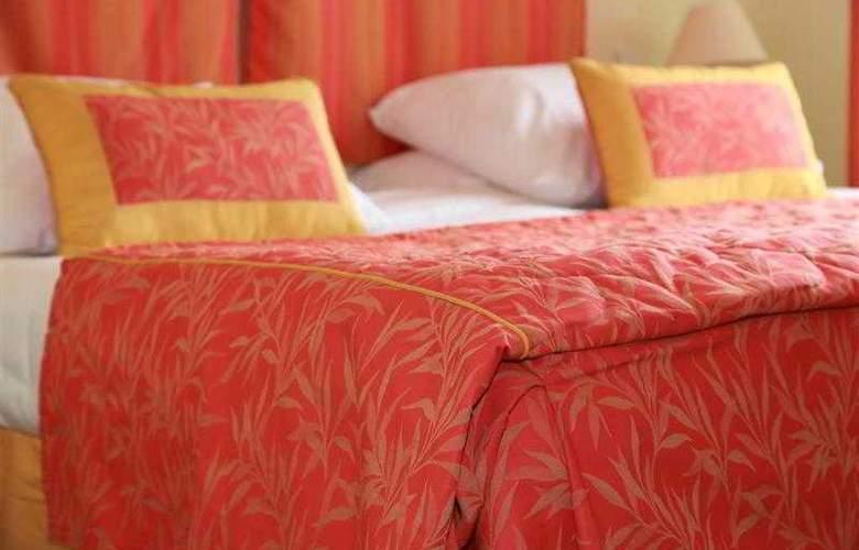 Best Western Soleil et Jardin Sanary - Hotel - 20