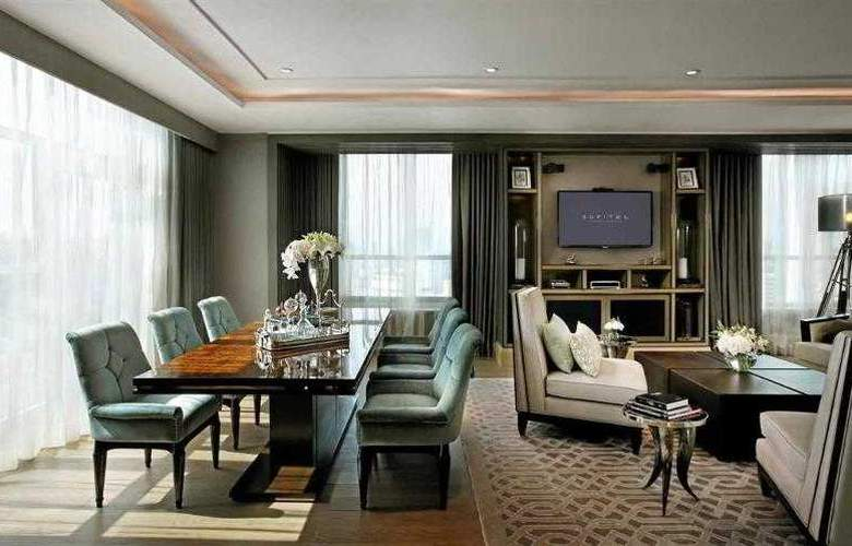 Sofitel Bangkok Sukhumvit - Hotel - 57