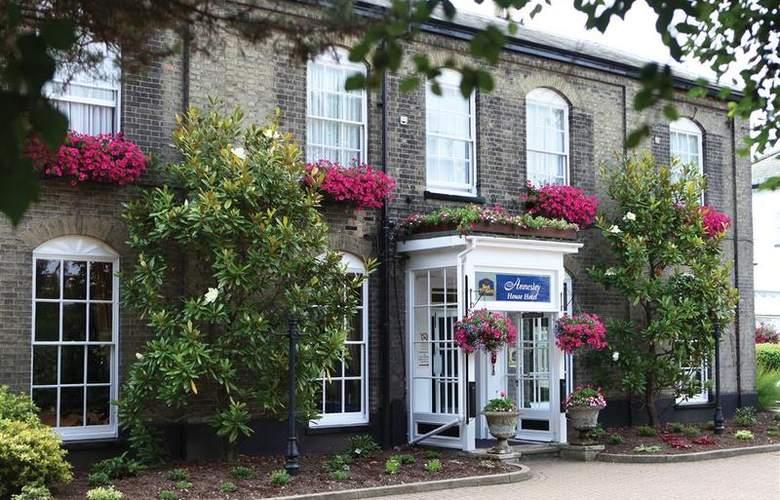 Best Western Annesley House - Hotel - 59