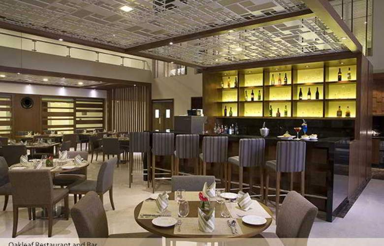 Oakwood Residence Prestige Whitefield Bangalore - Bar - 3
