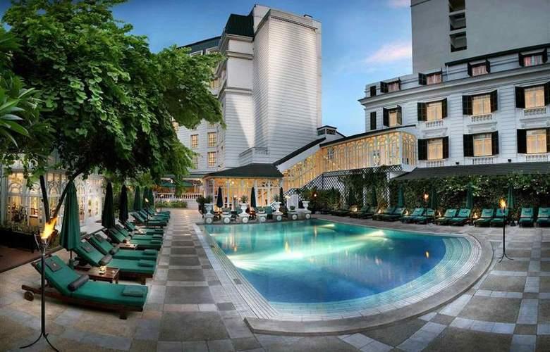 Sofitel Legend Metropole Hanoi - Hotel - 14