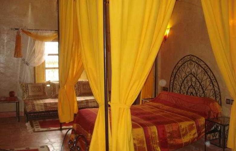 Kasbah Ait Ben Damiette - Room - 8