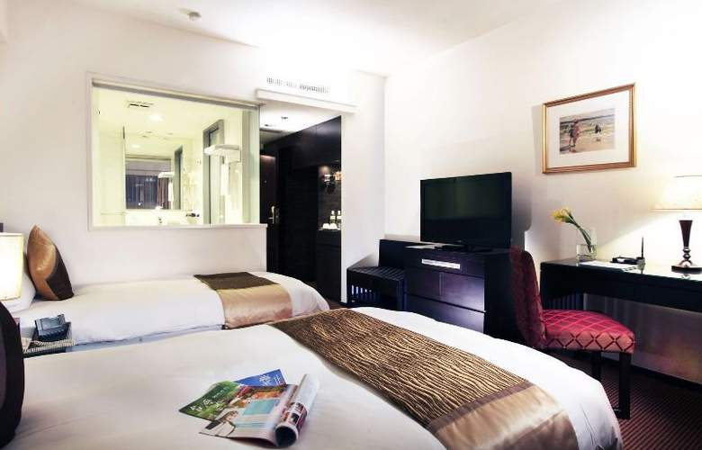 Gala Hotel - Room - 8