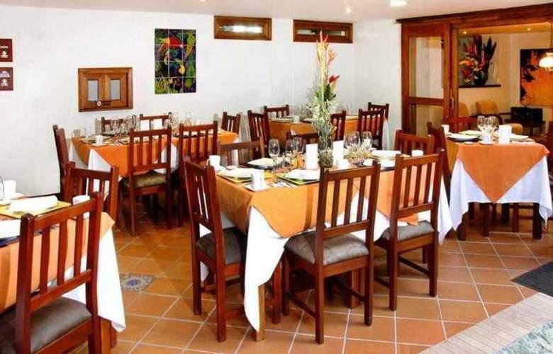 La Campana Hotel Boutique - Restaurant - 10
