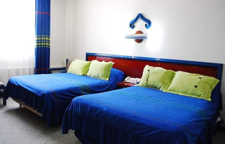 Aristos Puebla - Room - 24
