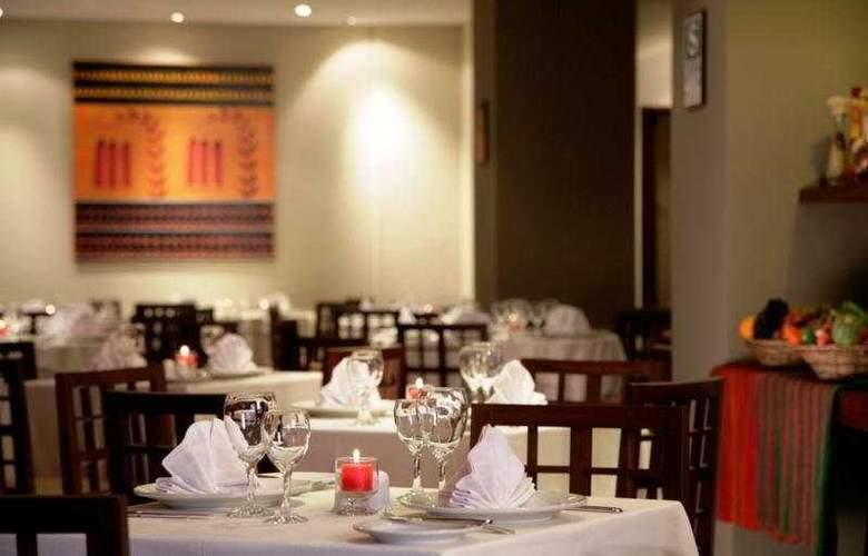 San agustin El Dorado - Restaurant - 5
