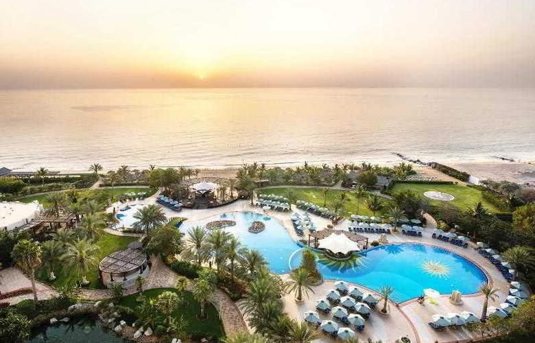 Le Meridien Al Aqah Beach Resort - Pool - 24