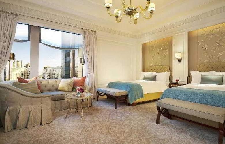 St. Regis Hotel Singapore - Room - 4