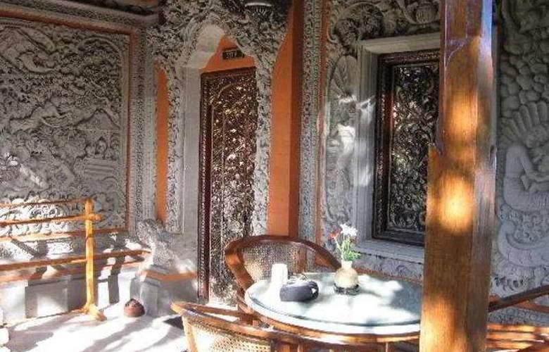 Puri Saraswati Bungalow - Terrace - 12