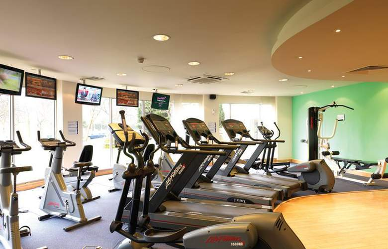 Holiday Inn London - Heathrow M4,Jct.4 - Sport - 4