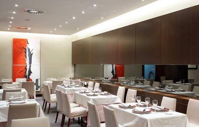 Gran Hotel Attica21 Las Rozas - Restaurant - 7