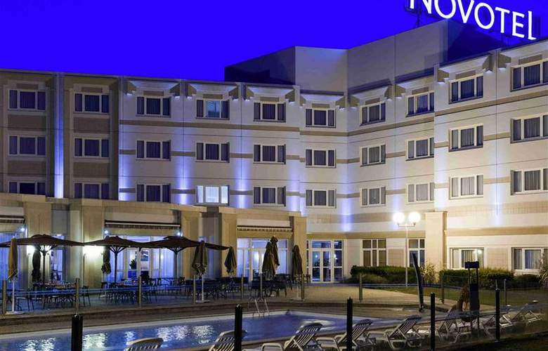 Novotel Bourges - Hotel - 56