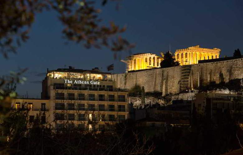 Athens Gate - Hotel - 8