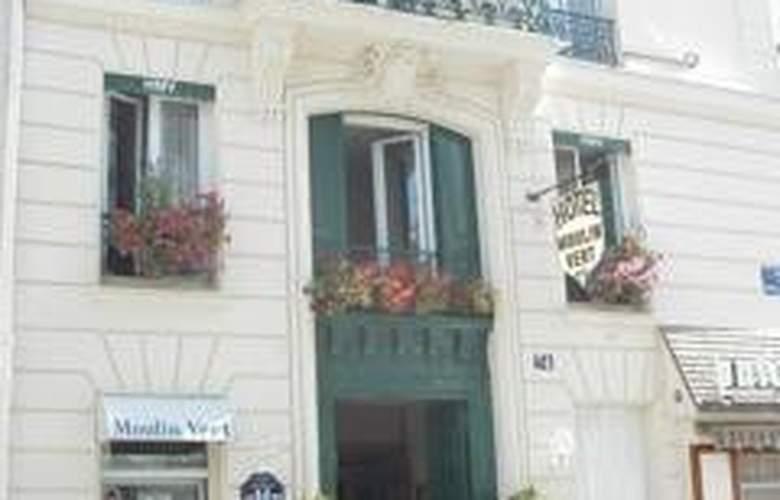 Moulin Vert - Hotel - 0