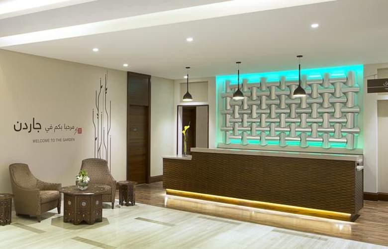 Hilton Garden Inn Dubai Al Muraqabat Hotel - Hotel - 1