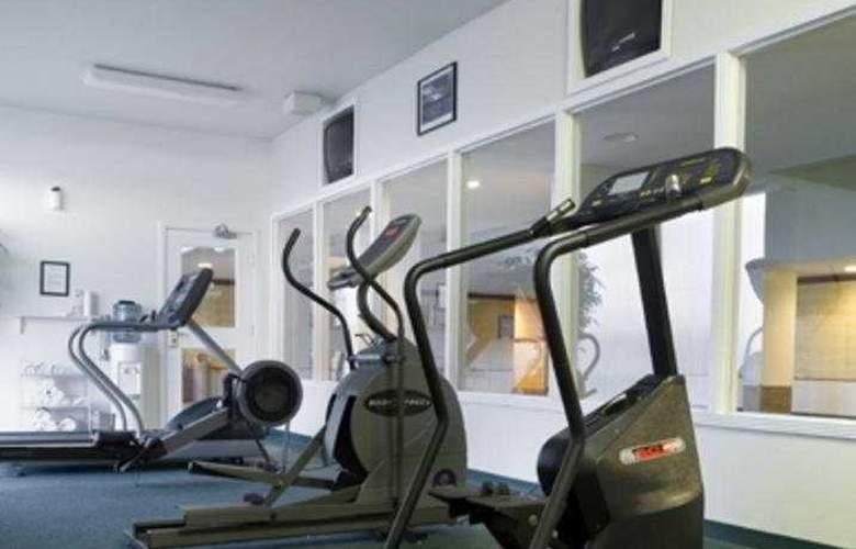 Sandman Hotel Lethbridge - Sport - 9