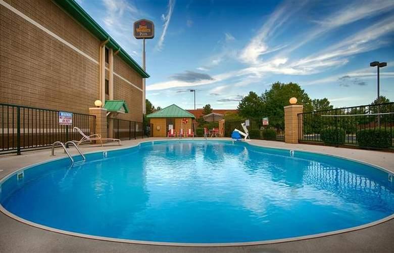 Best Western Cedar Bluff - Pool - 62