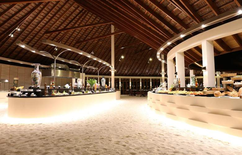 Meeru Island Resort - Restaurant - 35