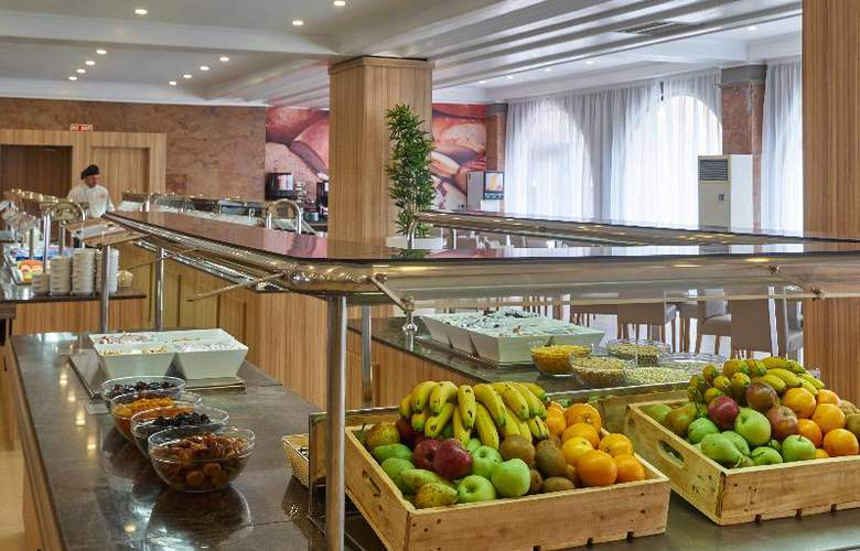BQ Can Picafort - Restaurant - 24