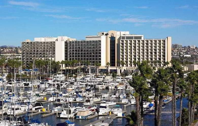 Sheraton San Diego Hotel & Marina - Hotel - 11