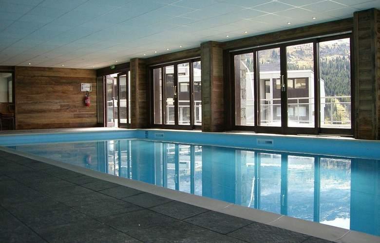 Les Terrasses de Veret - Pool - 1