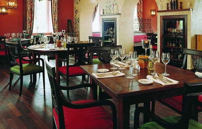 Grandhotel Schloss Bensberg - Restaurant - 7