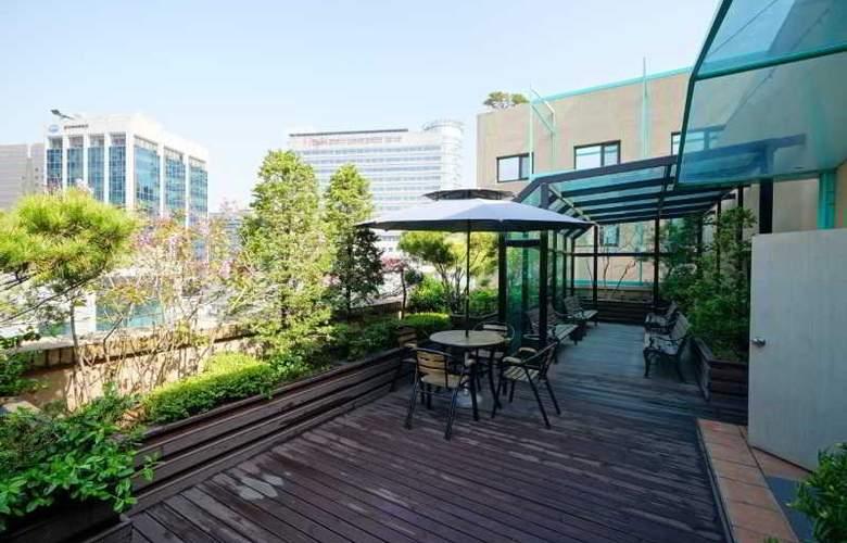 Pacific Seoul - Terrace - 21