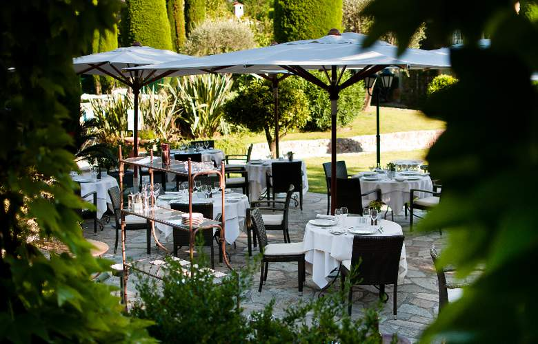 De Mougins - Restaurant - 9