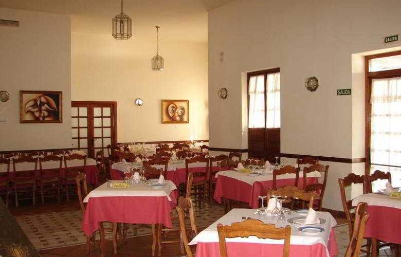 Villa de Priego de Córdoba - Restaurant - 7