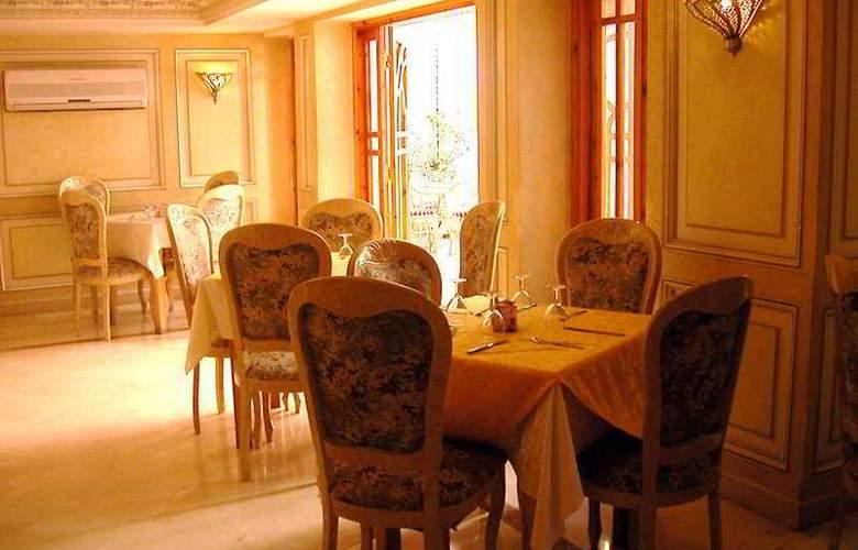 Corail - Restaurant - 5