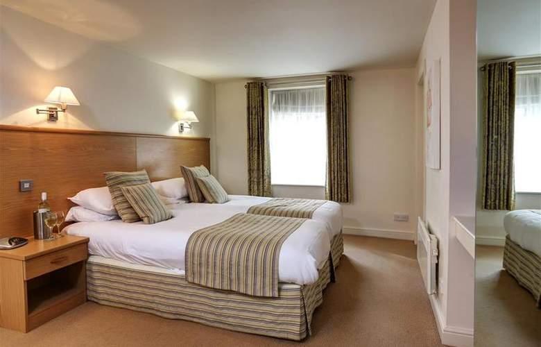 Best Western Mosborough Hall - Room - 159