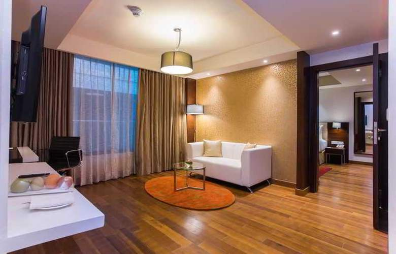 Howard Johnson Bengaluru Hotel - Room - 9