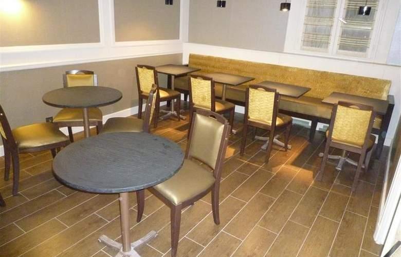 BEST WESTERN SEVRES MONTPARNASSE - Restaurant - 19