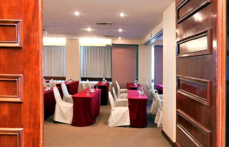 Almacruz Hotel y Centro de Convenciones - Conference - 18