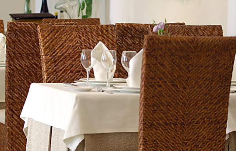 Vincci la Rabida - Restaurant - 19