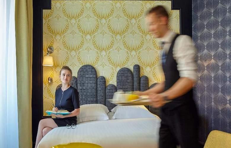 New Hotel du Midi - Room - 14