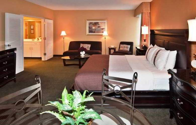 Ramada Plaza by Wyndham Rochester Airport - Room - 4
