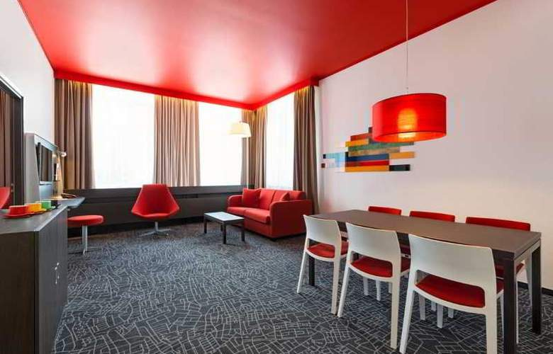 Park Inn by Radisson Central Tallinn - Room - 11
