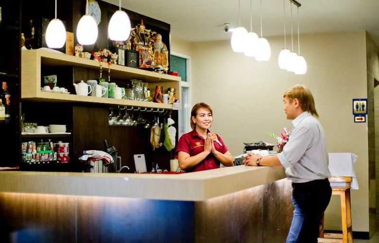Sinsuvarn Airport Suite - Bar - 6