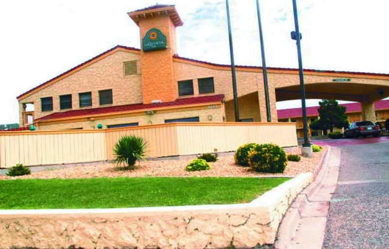 La Quinta Inn El Paso Airport East Cielo Vista - Hotel - 0