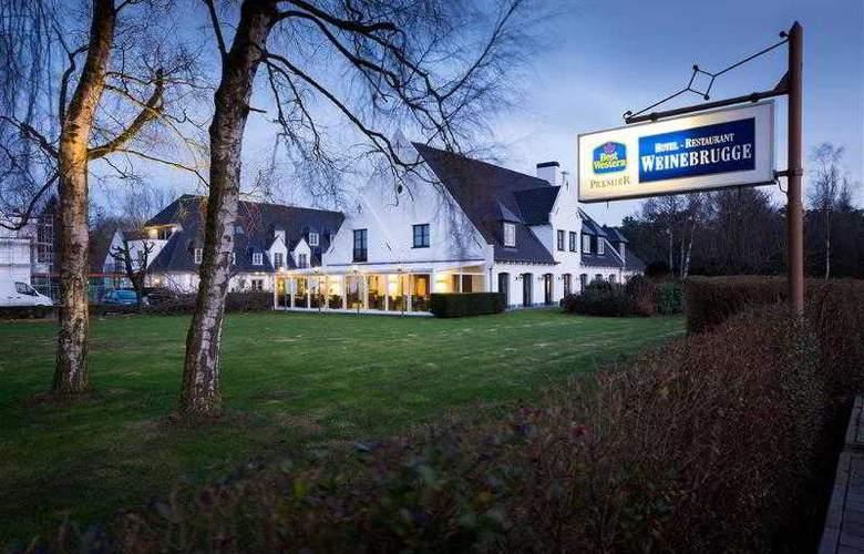 BEST WESTERN PREMIER Weinebrugge - Hotel - 36