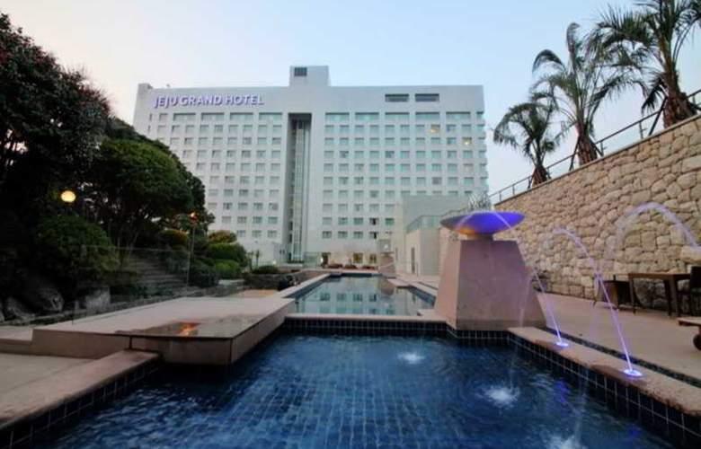 Jeju Grand Hotel - Hotel - 9