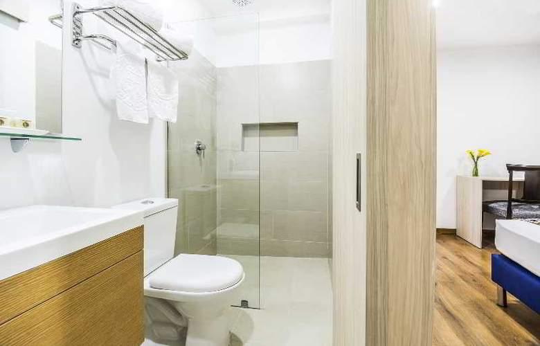Casa Hotel Asturias - Room - 46