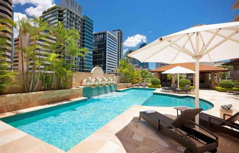 Quay West Suites Brisbane - Hotel - 8