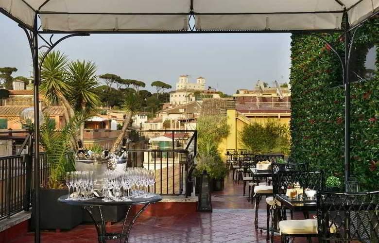 Residenza Ripetta - Terrace - 15