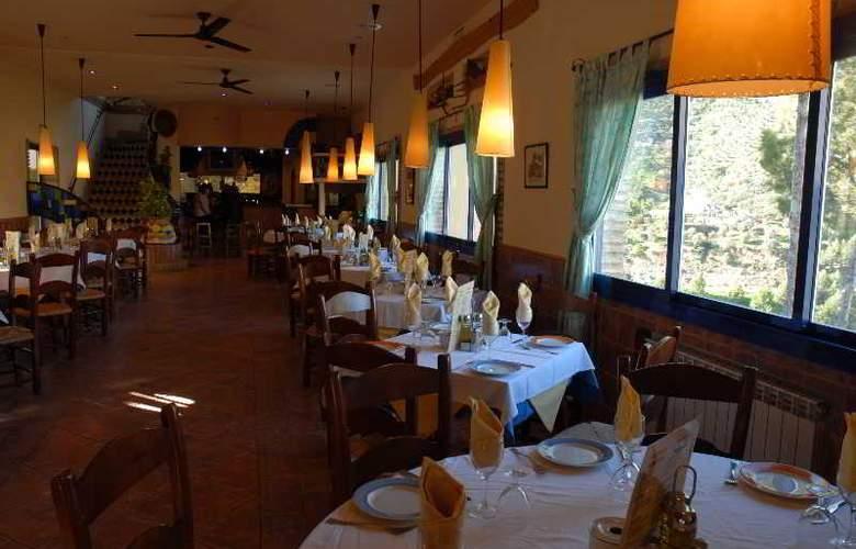 La Garganta del Chorro - Restaurant - 13