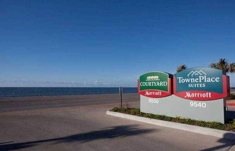 TownePlace Suites Galveston Island Gulf Front - Hotel - 10