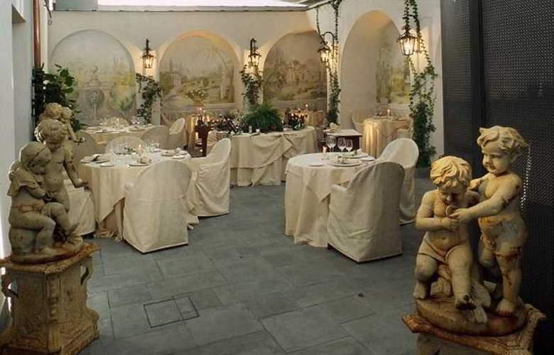 Del Real Orto Botanico - Restaurant - 8